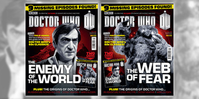 DOCTOR WHO MAGAZINE 466