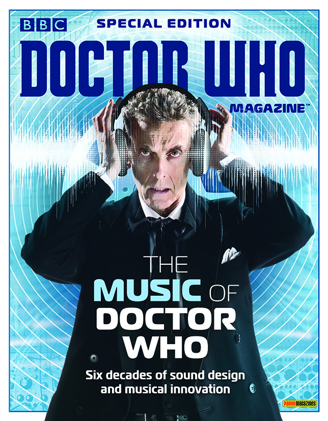 ** Doctor Who Magazine - 50th Anniversary Souvenir Issue