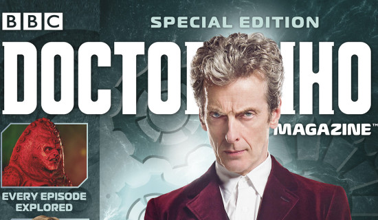 DOCTOR WHO MAGAZINE SPECIAL: 2016 YEARBOOK