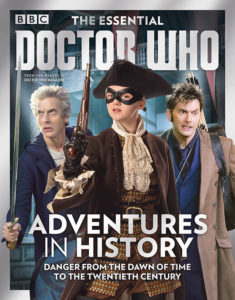 The Essential Doctor Who 8 – Adventures in History