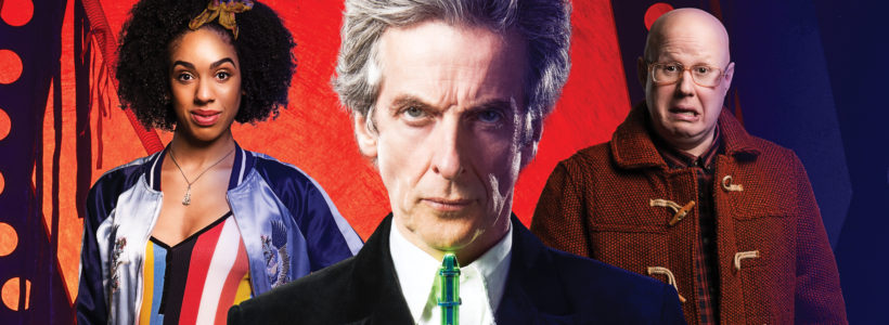DOCTOR WHO MAGAZINE 511