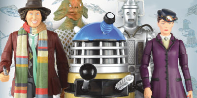 DOCTOR WHO MAGAZINE SPECIAL: TOYS AND GAMES