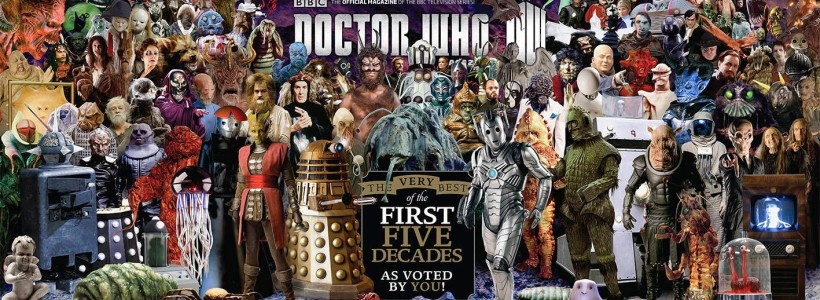 The Top 10 Doctor Who stories of all time