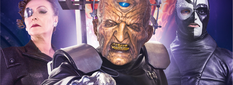THE ESSENTIAL DOCTOR WHO: DAVROS AND OTHER VILLAINS
