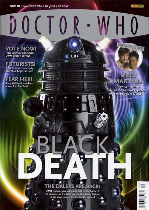 DOCTOR WHO MAGAZINE 300-399 – Doctor Who Magazine
