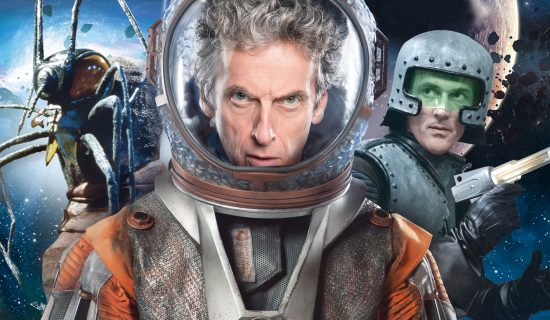 THE ESSENTIAL DOCTOR WHO: ADVENTURES IN SPACE