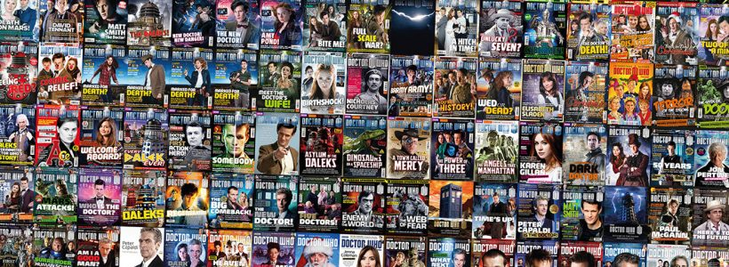 A CHANGE OF EDITOR FOR DWM!
