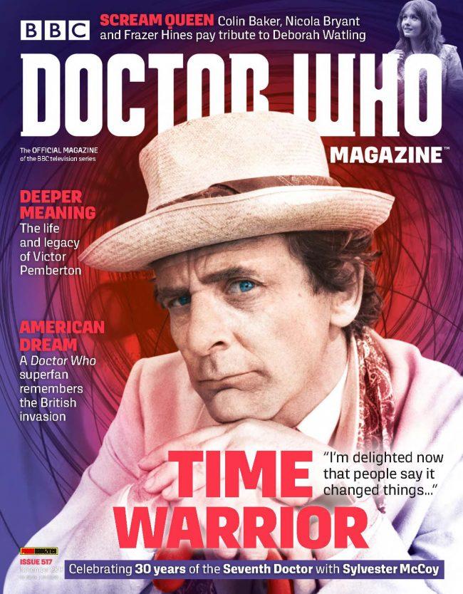 September 2017 – Doctor Who Magazine