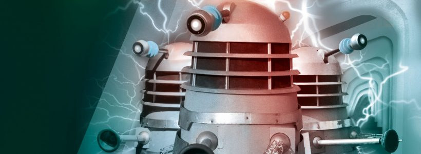 Doctor Who Magazine 522