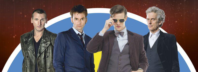 Doctor Who Magazine 524
