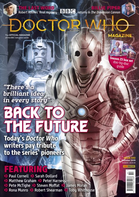 Past Issues – Doctor Who Magazine